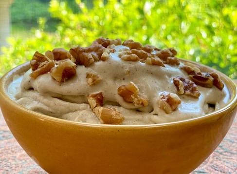 Vegan Pistachio Cardamom Ice Cream 🍨