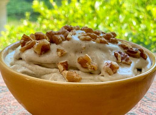 Vegan Pistachio Cardamom Ice Cream Recipe 🍨