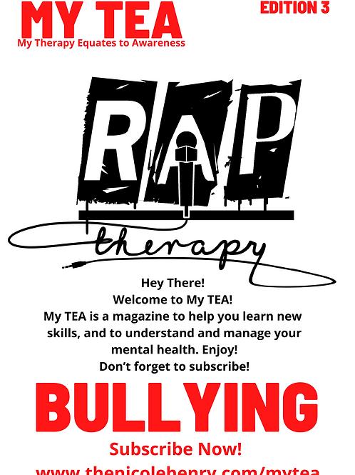 My TEA - Edition 3
