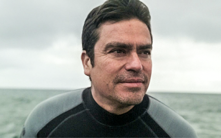 Maximilliano Bello - Cop 26 Oceans Champion