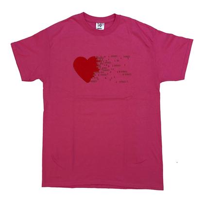 T-Shirt Digital Love
