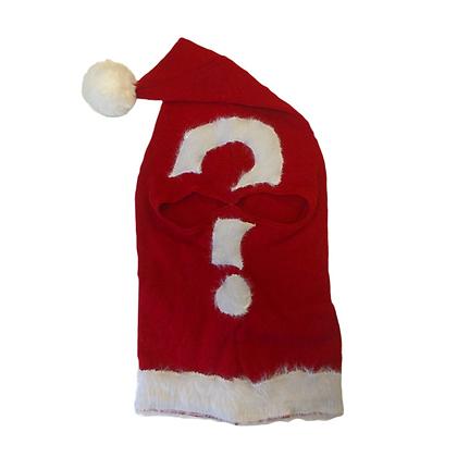 Cagoule ? Père Noël