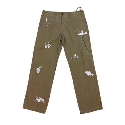 Pantalon Pêche