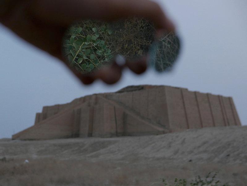 ZIggurat of Ur Shirin Khalatbari.jpg