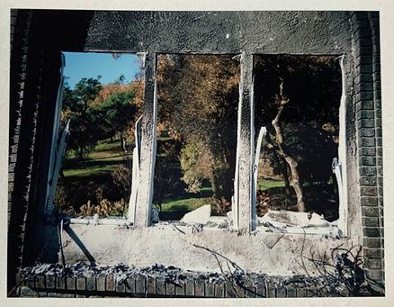 Rebirth Santa Rosa Fire Shirin Khalatbar