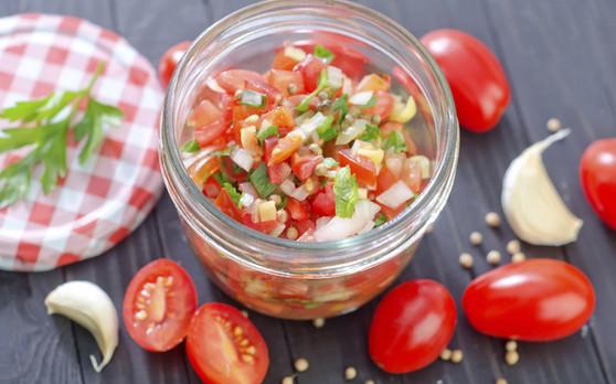 Salsa aux tomates