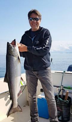 Fish Prince Rupert Salmon