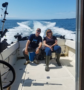Happy Guests on Fishing Charters Prince Rupert