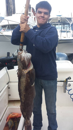 Great Day Fishing in Prince Rupert