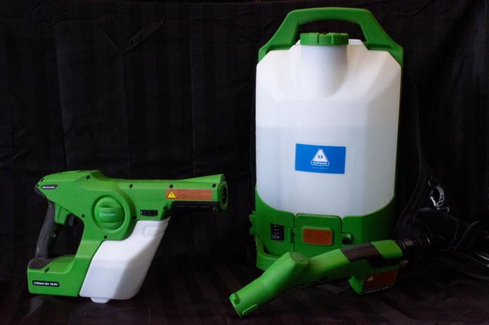 Handheld & Backpack Victory Sprayer