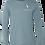 Thumbnail: Jimmy's Place Heather Slate Long Sleeve Shirt