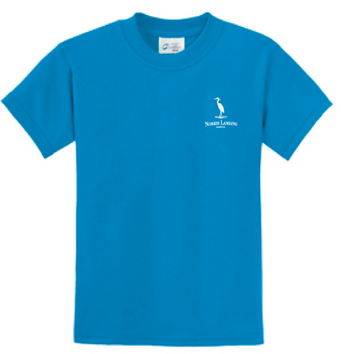 Youth Jimmy's Place Blue Shirt