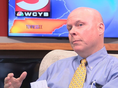 WCYB: Greeneville state Rep. David Hawk joins crowded 1st Congressional District Race