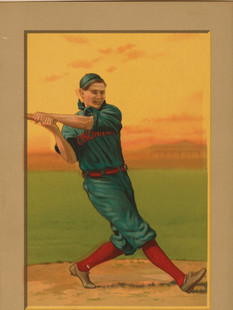 Classic Baseball Card