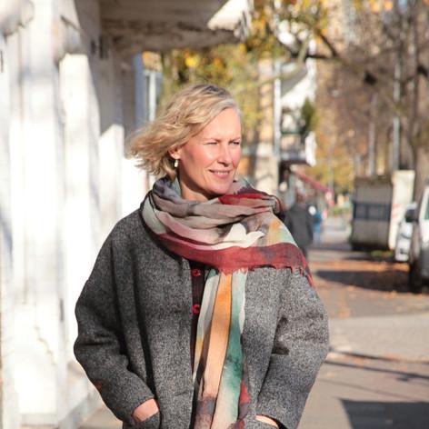 Winterjacke Diane mit Schal