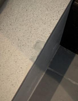 Tile Repair (before)
