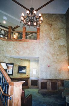 Lone Eagle Lobby
