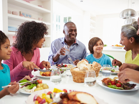Tips For Health Holiday Eating