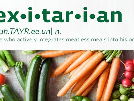 The Rise of The Flexitarian
