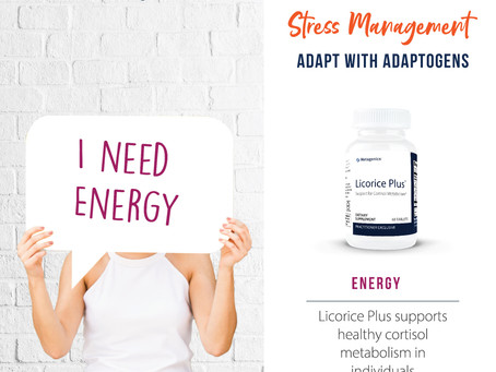 Supplements for Stress: Choose the Right one for You!