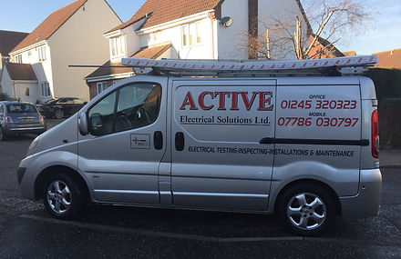 Active Electrical Solutions van