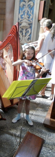 Concerti Allievi Workshop Music in Open Air