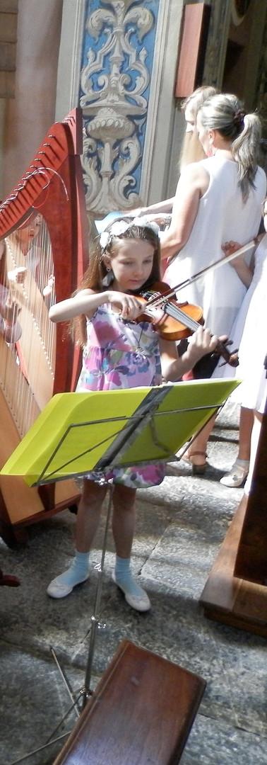 Concerti Allievi Workshop Music in Open Air