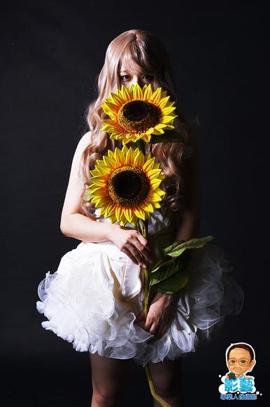 影藝攝影-整體造型-女個人寫真-向日葵.jpg