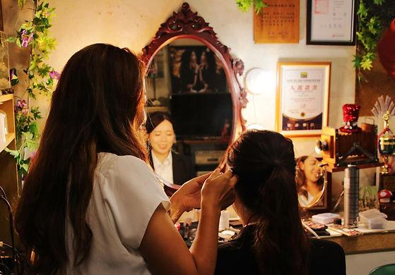 影藝攝影-專業妝髮與整體造型-高雄照相館-yingyi photo studio