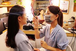 西子灣影藝攝影-專業妝髮與整體造型-高雄照相館-yingyi photo stu