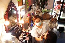 影藝攝影-專人專業妝髮與整體造型-高雄照相館-yingyi photo stud