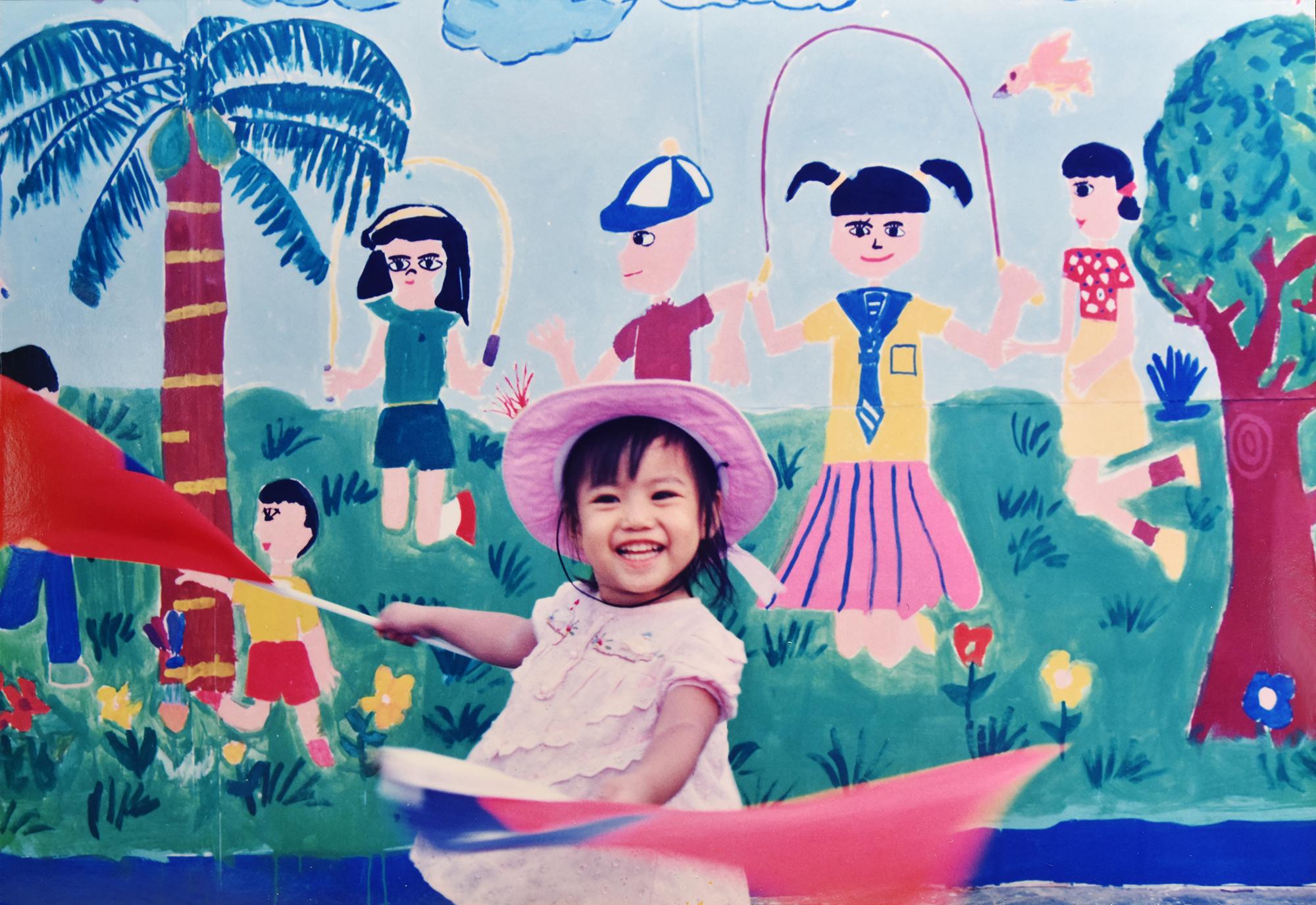 009-79年台灣省家庭計畫寶寶.攝影比賽  金牌獎