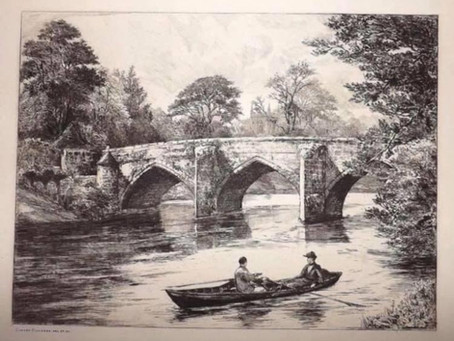 The History of Boats on the Derbyshire Derwent