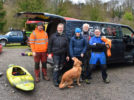 River Derwent Clean Up January 12th 2019