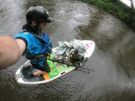 I should have had a bigger boat!