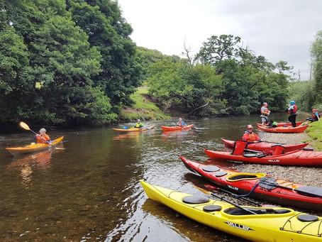 Peckwash Sea Kayak Expedition