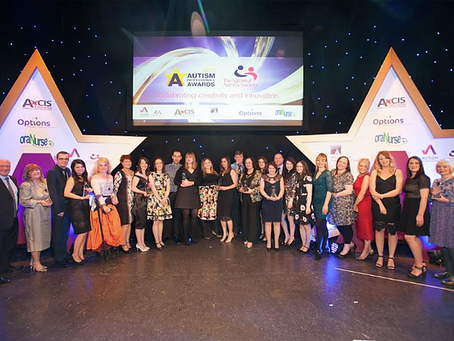 National Autism Professional Award for Most Creative Community ProjectMarch