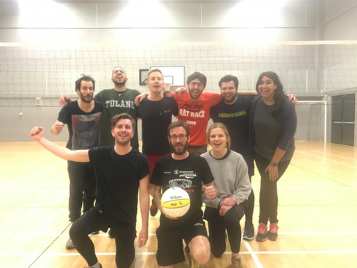 The Moat / Cavendish Cavaliers Volleyball report
