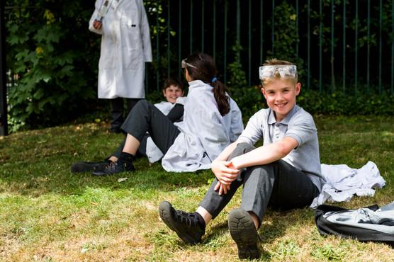 The Moat School