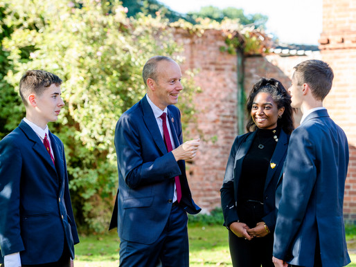 Bredon School is top of schools and colleges in England for 'value added' for 16 to 18 year olds