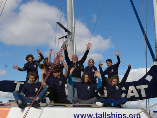 Tall Ships Trip 2017