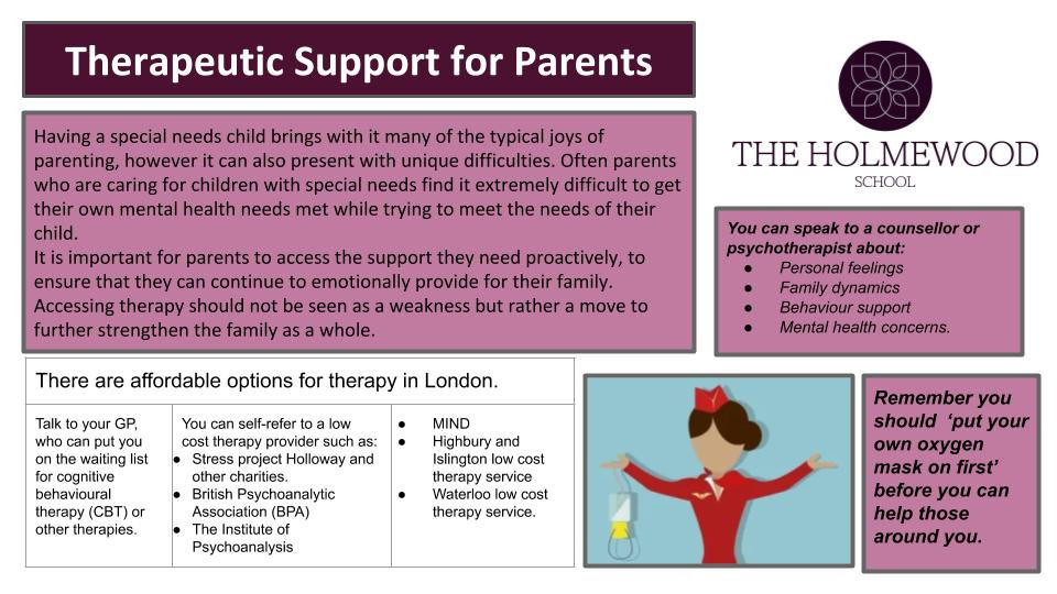 Therapeutic Support for Parents Helpshee