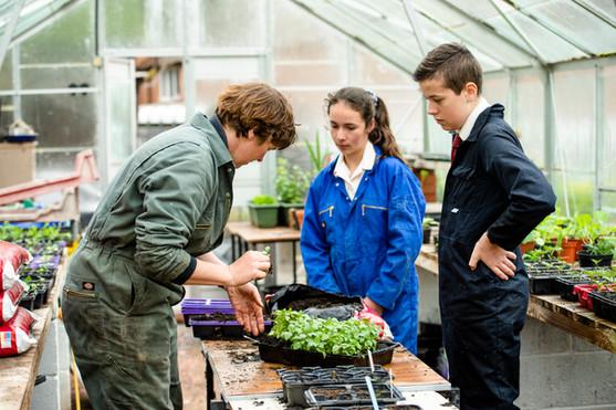 Bredon School - Farm