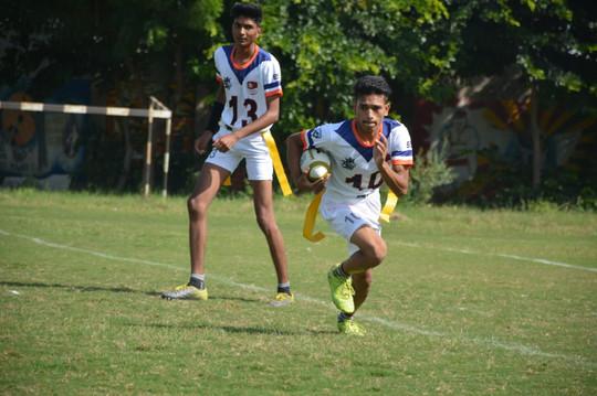 American youth flag football10