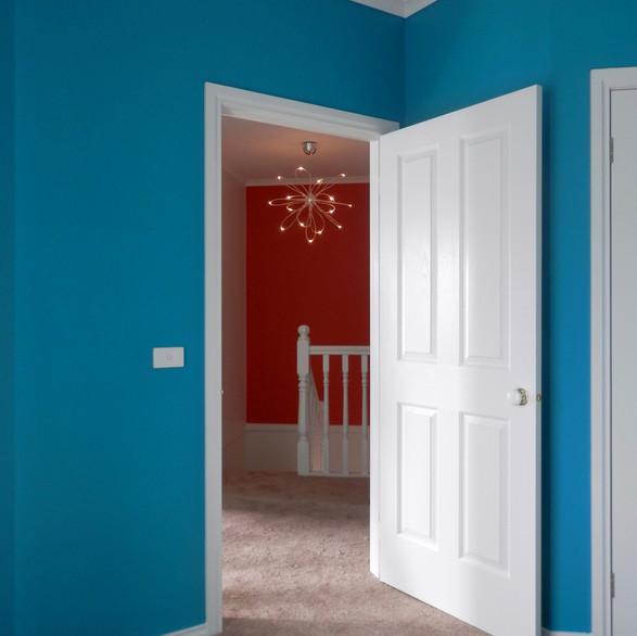 Interior Colour Scheme, Roxburgh Park