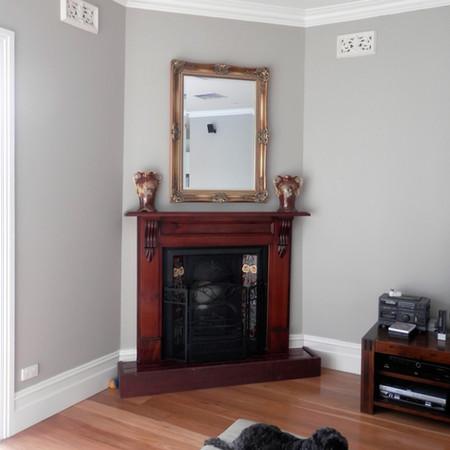Interior Colour Scheme, Essendon