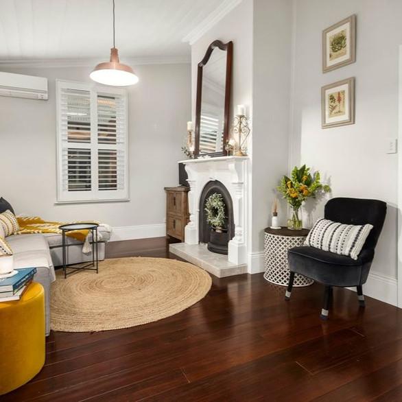 Interior Styling & Colour Scheme, Williamstown