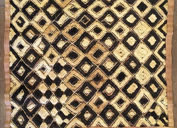 Kuba Raffia Velvet クバの織物(ベルベット)