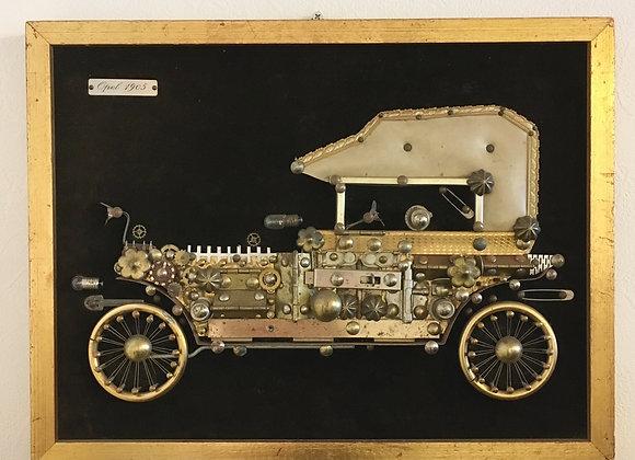 English Frame Art  フレームアート Opel