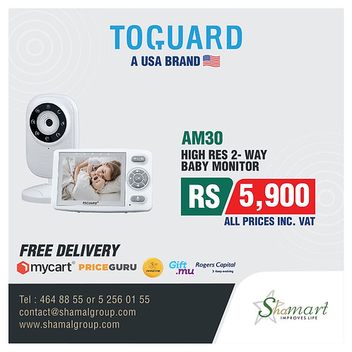 Toguard AM30 Baby Monitor